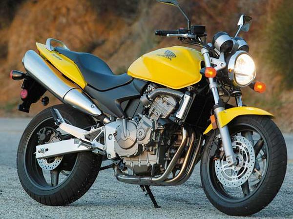 Фотогалерея мотоцикла Honda Hornet (Хонда Хорнет) CB 600 F - фото 10