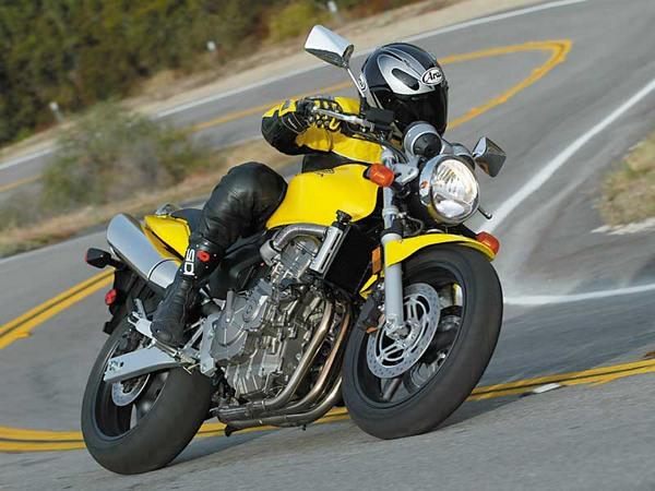 Фотогалерея мотоцикла Honda Hornet (Хонда Хорнет) CB 600 F - фото 11