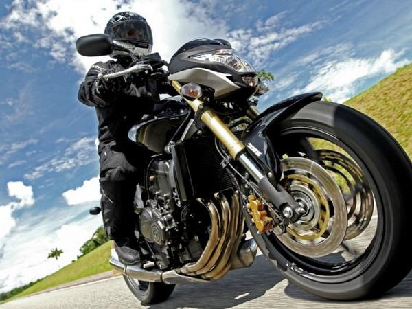 Фотогалерея мотоцикла Honda Hornet (Хонда Хорнет) CB 600 F - фото 13