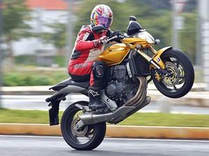 Дизайн мотоцикла Хонда Хорнет 600