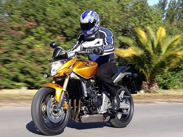 Фотогалерея мотоцикла Honda Hornet (Хонда Хорнет) CB 600 F - фото 18