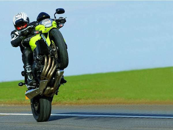 Фотогалерея мотоцикла Honda Hornet (Хонда Хорнет) CB 600 F - фото 20