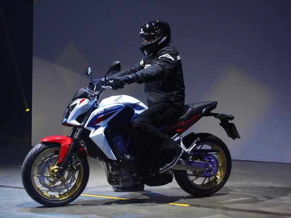 Фотогалерея мотоцикла Honda Hornet (Хонда Хорнет) CB 600 F - фото 22