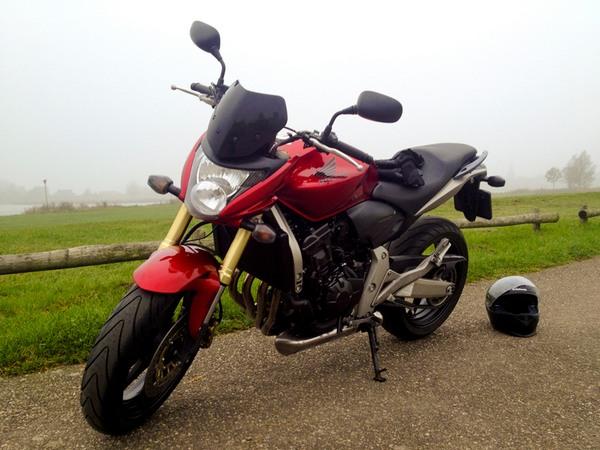 Фотогалерея мотоцикла Honda Hornet (Хонда Хорнет) CB 600 F - фото 23