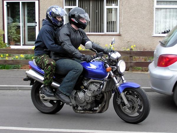 Фотогалерея мотоцикла Honda Hornet (Хонда Хорнет) CB 600 F - фото 25