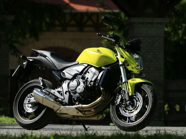 Фотогалерея мотоцикла Honda Hornet (Хонда Хорнет) CB 600 F - фото 26