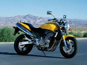 Внешность  Honda Hornet CB 600 F