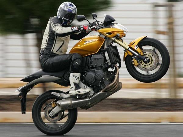 Фотогалерея мотоцикла Honda Hornet (Хонда Хорнет) CB 600 F - фото 1