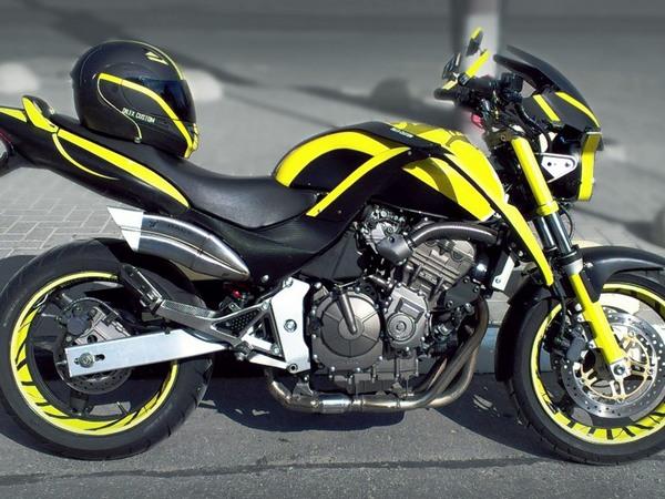 Фотогалерея мотоцикла Honda Hornet (Хонда Хорнет) CB 600 F - фото 2