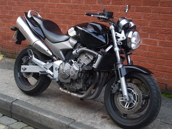 Фотогалерея мотоцикла Honda Hornet (Хонда Хорнет) CB 600 F - фото 3