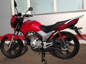 Обзор популярного мотоцикла Нonda СB 125
