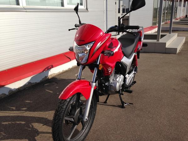 Фотогалерея мотоцикла Honda CB 125 - фото 7