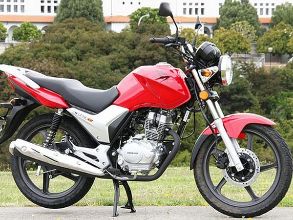 Фотогалерея мотоцикла Honda CB 125 - фото 14