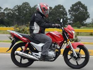 Дизайн мотоцикла Honda CB 125