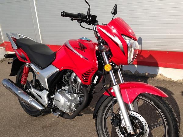Фотогалерея мотоцикла Honda CB 125 - фото 1
