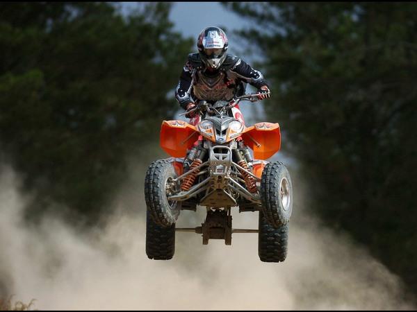Фотогалерея квадроциклов Хонда - фото 16