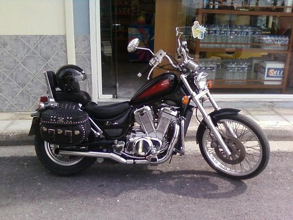 Фотогалерея мотоцикла Сузуки Интрудер 400 - фото 3