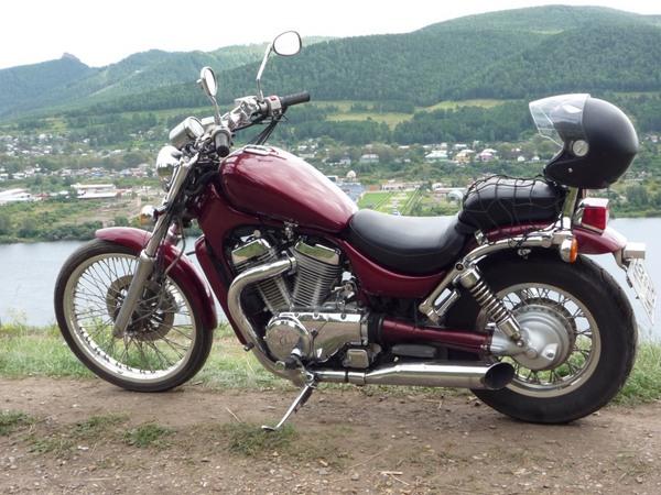 Фотогалерея мотоцикла Сузуки Интрудер 400 - фото 15