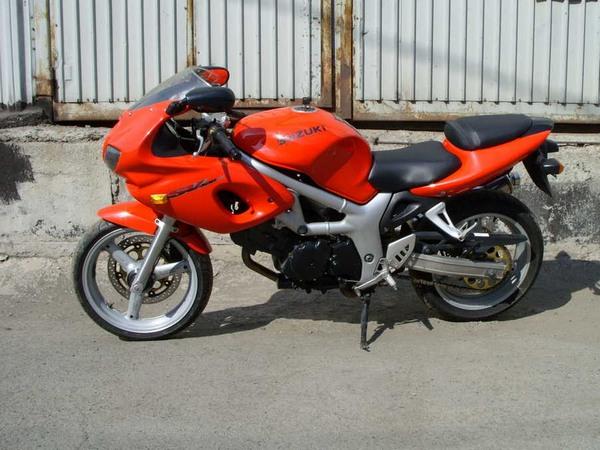 Фотогалерея мотоцикла Suzuki (Сузуки) SV (СВ) 400S  - фото 14