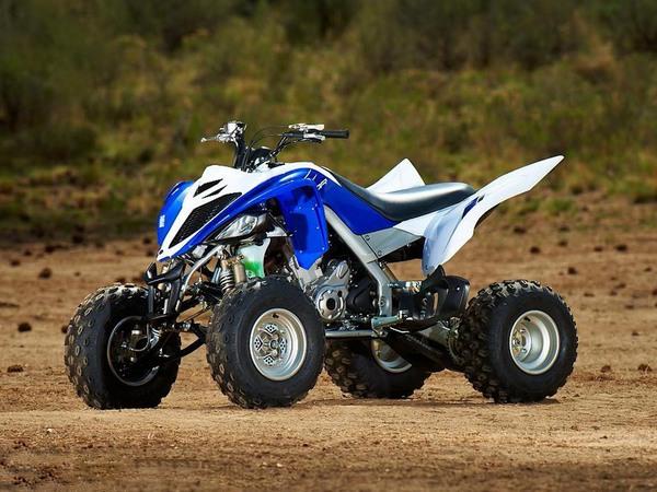 Фотогалерея Yamaha Raptor (Ямаха Раптор) 700R - фото 6