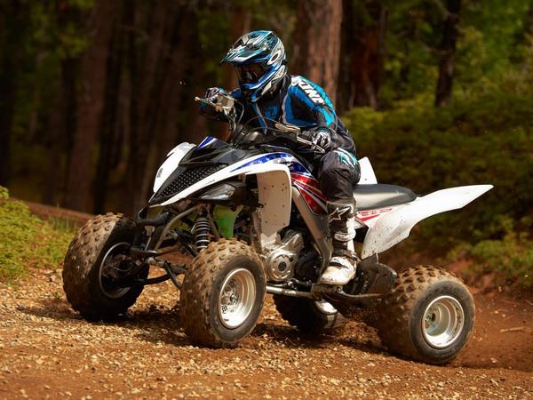 Фотогалерея Yamaha Raptor (Ямаха Раптор) 700R - фото 9