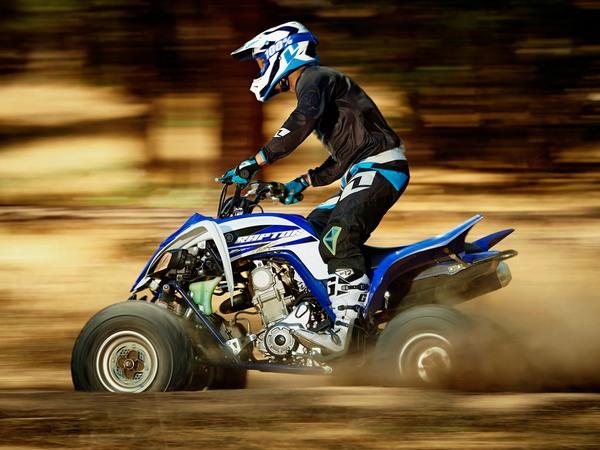 Фотогалерея Yamaha Raptor (Ямаха Раптор) 700R - фото 10