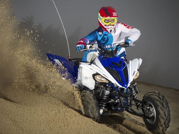 Фотогалерея Yamaha Raptor (Ямаха Раптор) 700R - фото 11