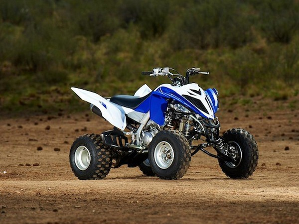 Фотогалерея Yamaha Raptor (Ямаха Раптор) 700R - фото 12