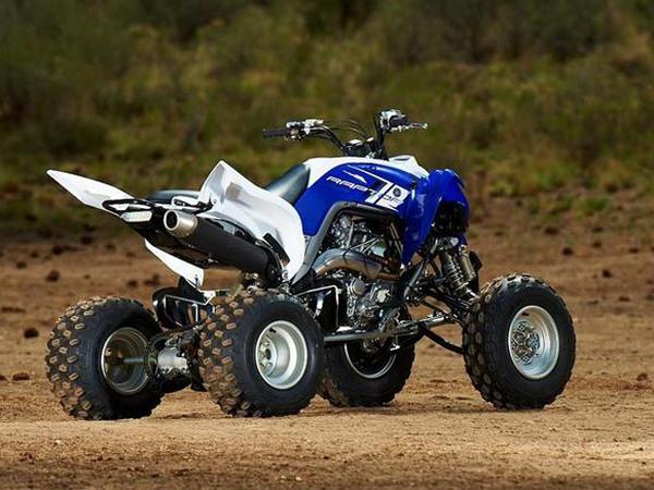 Фотогалерея Yamaha Raptor (Ямаха Раптор) 700R - фото 13