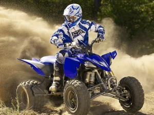 Обзор спортивного квадроцикла от Yamaha - Raptor 700R