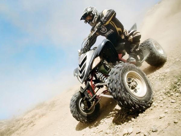 Фотогалерея Yamaha Raptor (Ямаха Раптор) 700R - фото 18