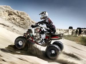 Особенности модели Yamaha Raptor 700