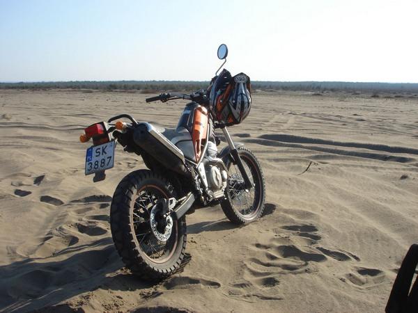 Фотогалерея мотоцикла Yamaha Tricker 250 - фото 7