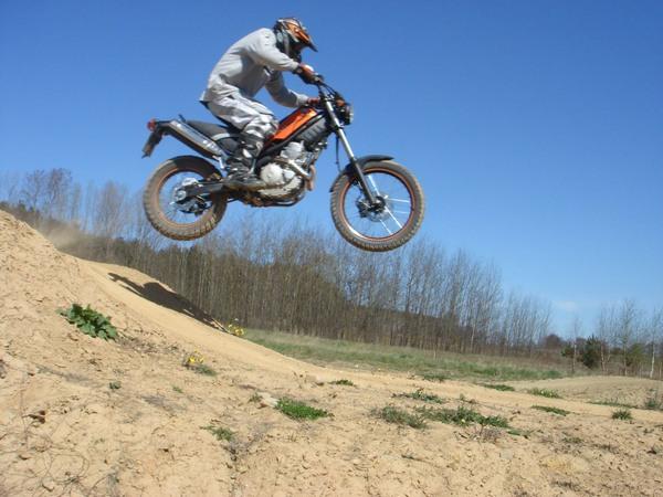 Фотогалерея мотоцикла Yamaha Tricker 250 - фото 8