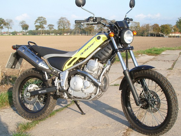 Фотогалерея мотоцикла Yamaha Tricker 250 - фото 9