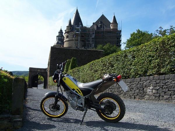 Фотогалерея мотоцикла Yamaha Tricker 250 - фото 10
