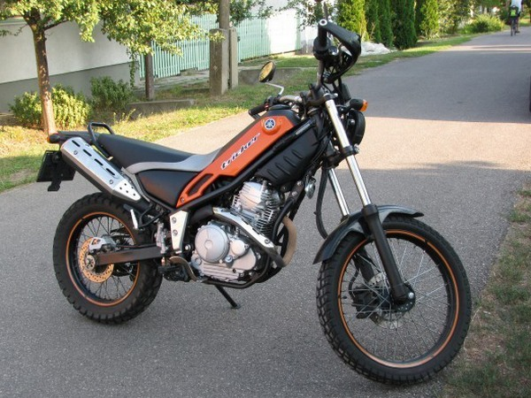 Фотогалерея мотоцикла Yamaha Tricker 250 - фото 11