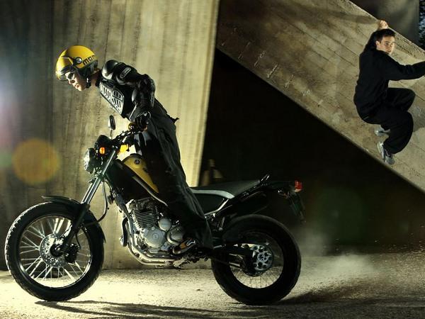 Фотогалерея мотоцикла Yamaha Tricker 250 - фото 13