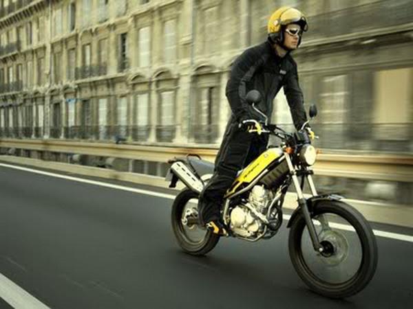 Фотогалерея мотоцикла Yamaha Tricker 250 - фото 17