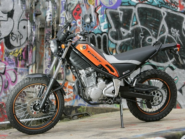 Фотогалерея мотоцикла Yamaha Tricker 250 - фото 19