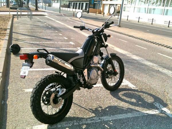Фотогалерея мотоцикла Yamaha Tricker 250 - фото 20