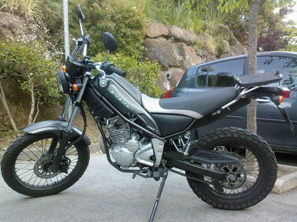 Фотогалерея мотоцикла Yamaha Tricker 250 - фото 3