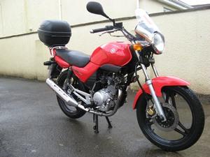 Дизайн мотоцикла Ямаха ЮБР 125