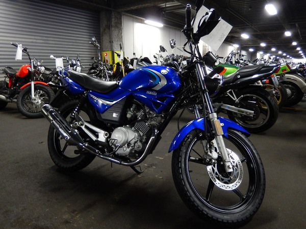 Фотгалерея мотоцикла Yamaha  YBR (Ямаха ЮБР) 125 - фото 5