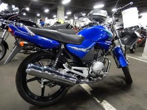 Разбор популярного японского мотоцикла Ямаха ЮБР 125