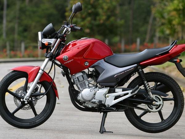 Фотгалерея мотоцикла Yamaha  YBR (Ямаха ЮБР) 125 - фото 8
