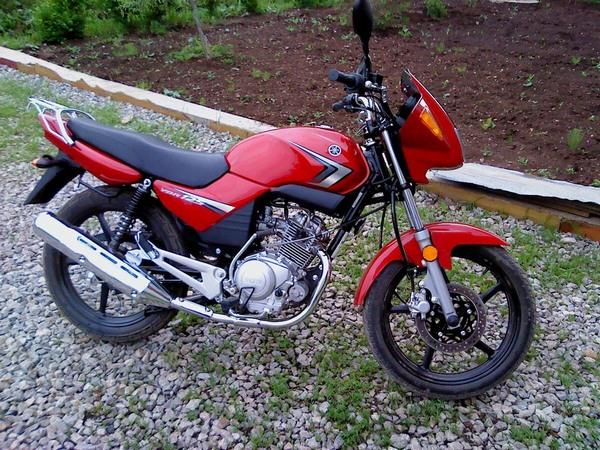 Фотгалерея мотоцикла Yamaha  YBR (Ямаха ЮБР) 125 - фото 9