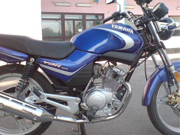 Фотгалерея мотоцикла Yamaha  YBR (Ямаха ЮБР) 125 - фото 11