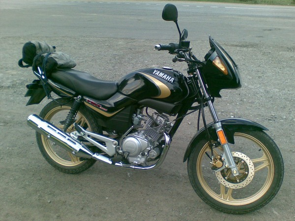 Фотгалерея мотоцикла Yamaha  YBR (Ямаха ЮБР) 125 - фото 13
