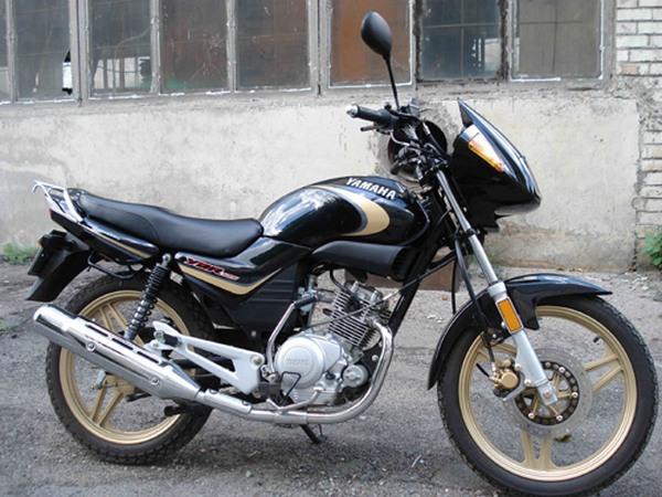Фотгалерея мотоцикла Yamaha  YBR (Ямаха ЮБР) 125 - фото 14